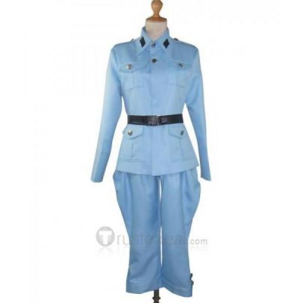 Hetalia Axis Powers Finland Tino Vainamoinen Cosplay Costume
