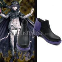 Danganronpa V3 Killing Harmony Kokichi Oma Cosplay Shoes Boots