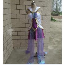 League of Legends Janna Star Guardian Cosplay Costume