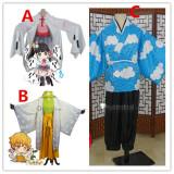 Kimetsu no Yaiba Demon Slayer Kanao Tsuyuri Halloween Zenitsu Birthday Flower Tanjiro Urokodaki Sakonji Kimono Cosplay Costumes