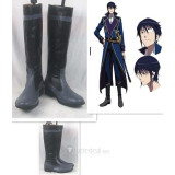K Project Munakata Reisi Cosplay Boots Shoes