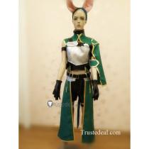 Sword Art Online ALO Sinon Cait Sith Cosplay Costume