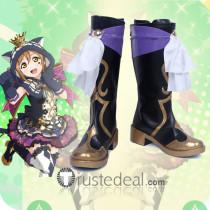 Love Live Sunshine Aqours Ruby Kanan Chika You Yoshiko Mari Hanamaru Dia Halloween Cosplay Boots Shoes