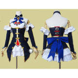 Hyperdimension Neptunia Noire Black White Cosplay Costume