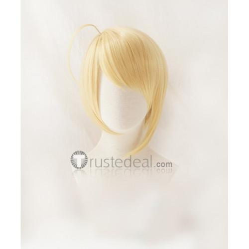 Shugo Chara Hotori Tadase Blonde Cosplay Wig
