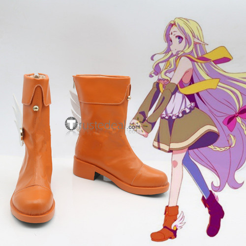 No Game No Life Feel Nilvalen Cosplay Shoes Boots