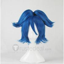 Touken Ranbu Sayo Samonji Blue Cosplay Wig