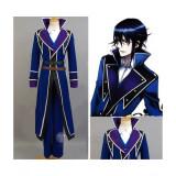 K Munakata Reishi Blue Cosplay Costume