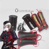 Touken Ranbu Hyuuga Masamune Shoulder Arm Leg Armors Cosplay Props