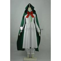 Axis Powers Hetalia Arthur Kirkland United Kingdom Rabbit Green White Cosplay Costume