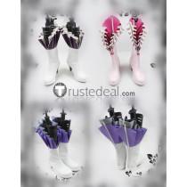 Mermaid Melody Lucia Noel Karen Coco Rina Sara Hanon Super Idol Cosplay Shoes Boots