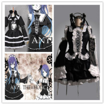 Vocaloid Costume MIKU Luka Rin Infinite HOLiC COSPLAY Outfits Costumes