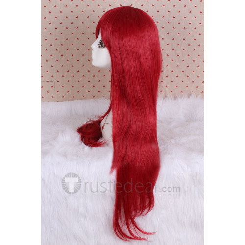 Fairy Tail Dragon Cry Erza Scarlet Cosplay Costume