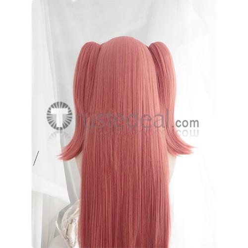 Kakegurui Yumemi Yumemite Pink Cosplay Wig