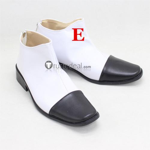 Dragon Ball Awamo Sour Camparri Cognac Whis Vados Kusu Cosplay Boots Shoes