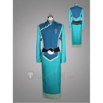 Ao no Exorcist Cheng-Long Liu Cosplay Costume
