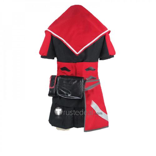 RWBY Raven Branwen Red Black Cosplay Costume