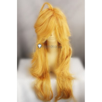 Panty and Stocking with Garterbelt Anarchy Panty Blonde Cosplay Wig 2