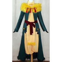 Pokemon Gijinka Typhlosion Cosplay Costume