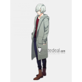 Act! Addict! Actors! A3! Winter Troupe Mikage Hisoka Light Green Cosplay Wig