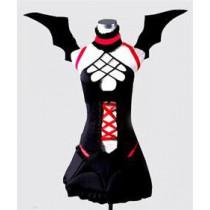 Panty & Stocking with Garterbelt Stocking Cosplay Costume 2
