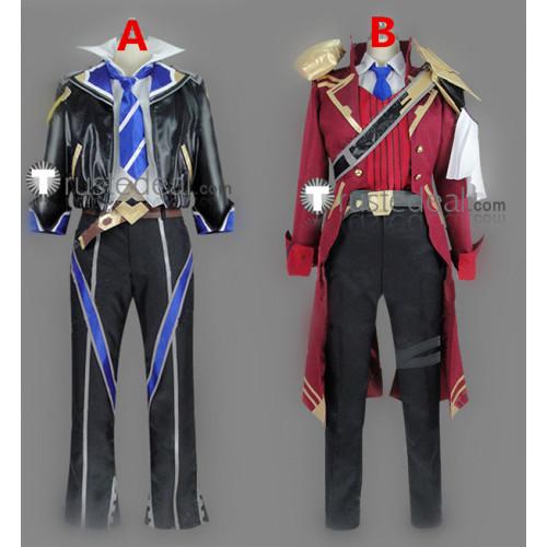 League of Legends LOL New SKin Battle Academia Professor Graves Jayce Cosplay Costumes