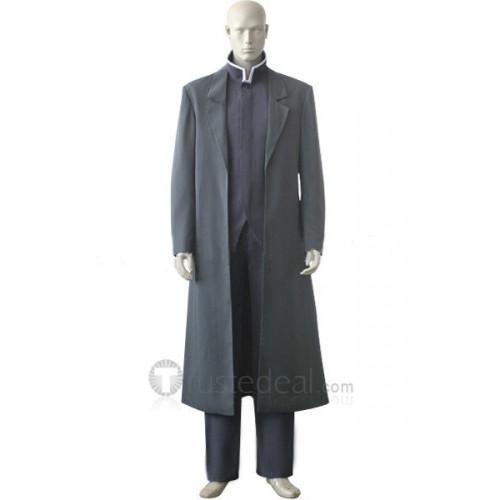 FullMetal Alchemist Brotherhood Greed Overcoat Cosplay Costume