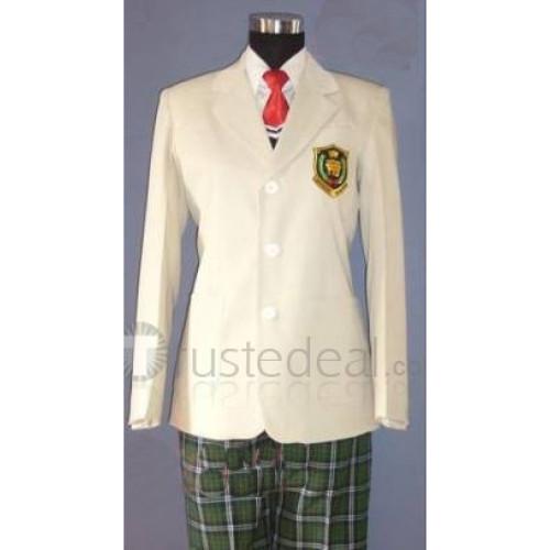 Prince of Tennis Hyotei High Uniform Cosplay Costume