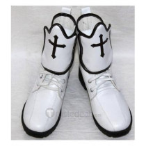 Sword Art Online Asuna Cosplay Shoes Boots