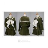 Shakugan no Shana Girls School Uniform Long Sleeves Cosplay Costume