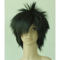 Blue Exorcist Okumura Yukio Black Cosplay Wig