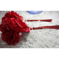 Hetalia Axis Powers Taiwan Red Head Flowers Cosplay Accessories