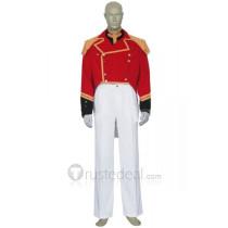 Gundam Seed Mobile Suit Gundam Wing Zechs Marquise Cosplay Costume