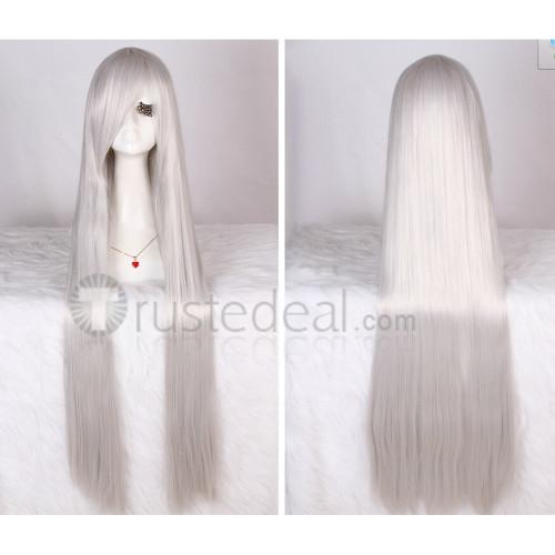 Vampire Knight Kurenai Maria Grey Cosplay Wig