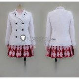 Sword Art Online ALO Asuna Date Daily White Coat Cosplay Costume