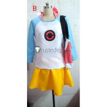 Pokemon Trainer Rosa Mei Cosplay Costumes