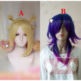 League of Legends LOL New Skin Neeko and Star Guardian Neeko Prestige Skin Blonde Blue Purple Pink Cosplay Wigs