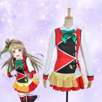 Love Live School Idol Movie Minami Motori Theatrical Cosplay Costume