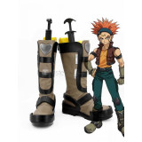 Yugioh 5Ds Crow Hogan Cosplay Boots Shoes