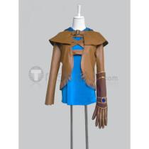League of Legends Ezreal Top Cosplay Costume