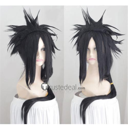 Naruto Madara Uchiha Black Cosplay Wig