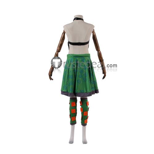 JoJo's Bizarre Adventure 6 Jolyne Cujoh Cosplay Costume