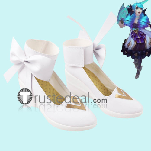 League of Legends LOL NEW Gwen Lolita Cosplay Costume