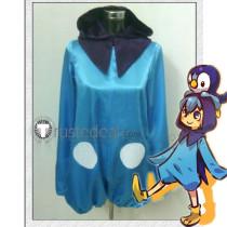 Pokemon Gijinka Piplup Blue Cosplay Costume