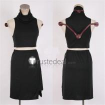 FullMetal Alchemist Envy Black Cosplay Costume
