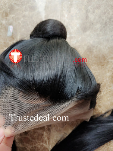 Mo Dao Zu Shi Grandmaster of Demonic Cultivation The Untamed Xiao Xingchen Xue Yang Lace Front Cosplay Wigs