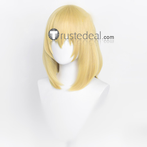 Howl's Moving Castle Howl Blonde Cosplay Wig