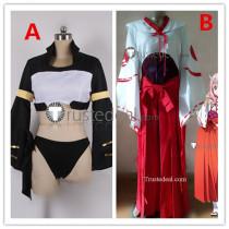 Tensei Shitara Slime Datta Ken Shuna White Red Kimono Milim Nava Cosplay Costumes