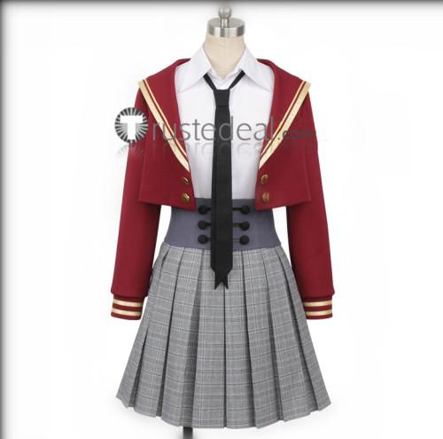 Zombie Land Saga Revenge Sakura Ai Saki Yugiri Lyli Tae Junko Franchouchou Idols Cosplay Costumes