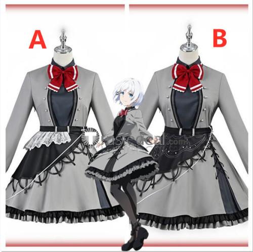 Tantei wa Mou Shindeiru The Detective Is Already Dead Siesta Lolita Cosplay Costumes